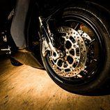 Ducati 749 - delantera