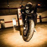 Ducati 749 - front