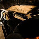 Ducati 749 - bajo colín