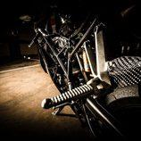 Ducati 749 - chasis