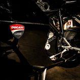 Ducati 749 - Ducati Corse emblema