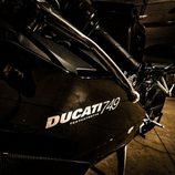 Ducati 749 - emblema