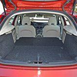 Prueba - Volvo V40 D4: Capacidad total