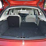 Prueba - Volvo V40 D4: Asiento 2/3 abatido