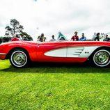II Elegancia Tenerife - Corvette C2 perfil
