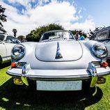 II Elegancia Tenerife - Porsche 356 frontal