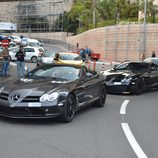Top Marqués Mónaco 2015 - Mercedes SLR