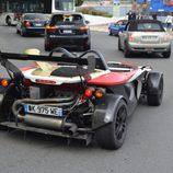 Top Marqués Mónaco 2015 - Lotus 340R rear