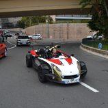 Top Marqués Mónaco 2015 - Lotus 340-R