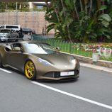 Top Marqués Mónaco 2015 - Artega GT front