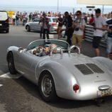 Top Marqués Mónaco 2015 - Porsche 550 rear