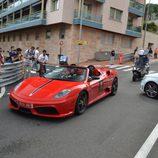 Top Marqués Mónaco 2015 - Ferrari F430 Scuderia 16M