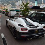 Top Marqués Mónaco 2015 - Koenigsegg Agera zaga