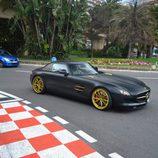 Top Marqués Mónaco 2015 - Mercedes SLS