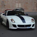Top Marqués Mónaco 2015 - Ferrari 599 GTO front