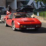 Top Marqués Mónaco 2015 - Ferrari 328 GTS front