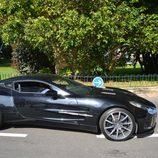 Top Marqués Mónaco 2015 - Aston Martin One77