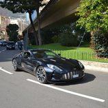 Top Marqués Mónaco 2015 - Aston Martin One77 front