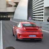 Top Marqués Mónaco 2015 - porsche 911 GT3