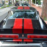 Top Marqués Mónaco 2015 - Ford Shelby Mustang rear