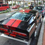 Top Marqués Mónaco 2015 - Ford Shelby Mustang zaga