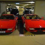 Top Marqués Mónaco 2015 - Ferrari 512 TR gemelos