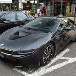 Top Marqués Mónaco 2015 - BMW i8