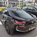 Top Marqués Mónaco 2015 - BMW i8 rear