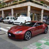 Top Marqués Mónaco 2015 - Aston Martin Zagato coupé front