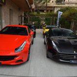 Top Marqués Mónaco 2015 - Ferrari FF