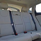 Prueba - Volvo V40 D4: Asientos traseros