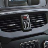 Prueba - Volvo V40 D4: Aireadores centrales