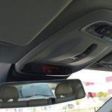 Prueba - Volvo V40 D4: Espejo interior