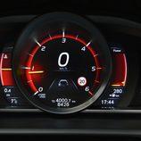 Prueba - Volvo V40 D4: Lector de señales