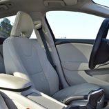 Prueba - Volvo V40 D4: Asiento delantero