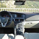 Prueba - Volvo V40 D4: Tablero de abordo