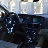 Prueba - Volvo V40 D4: Detalle interior