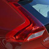 Prueba - Volvo V40 D4: Piloto trasero