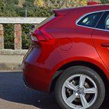 Prueba - Volvo V40 D4: Detalle lateral trasero