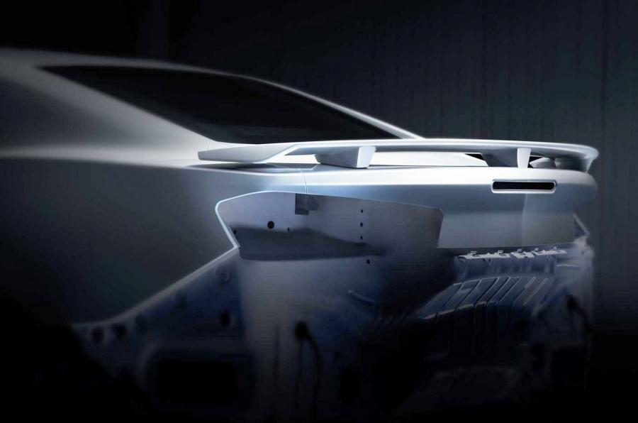 Chevrolet Camaro 2016 teaser bastidor