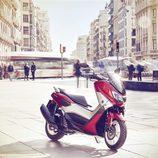 Yamaha N MAX 125 - city