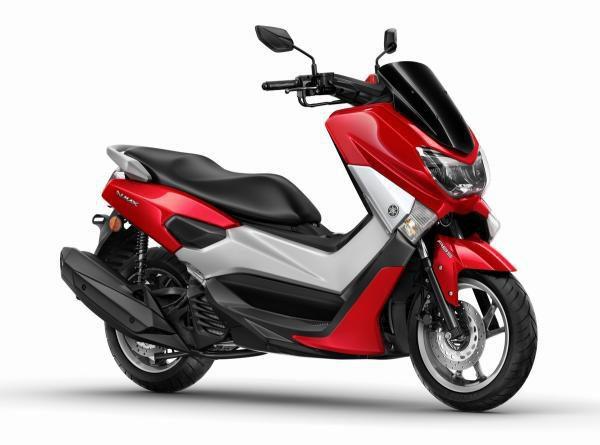 Yamaha N MAX 125 scooter