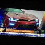 Chevrolet Camaro 2016 - Filtración CNBC