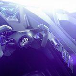 Volkswagen GTE Sport Concept - detalle interior