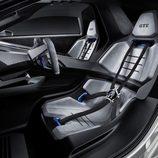 Volkswagen GTE Sport Concept - interior