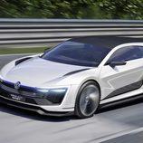 Volkswagen GTE Sport Concept - front