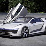 Volkswagen GTE Sport Concept - doors