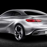 Mercedes Clase A coupe - render