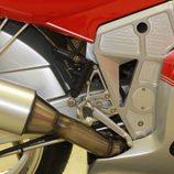 Bimota YB10 1991 - detalle chasis