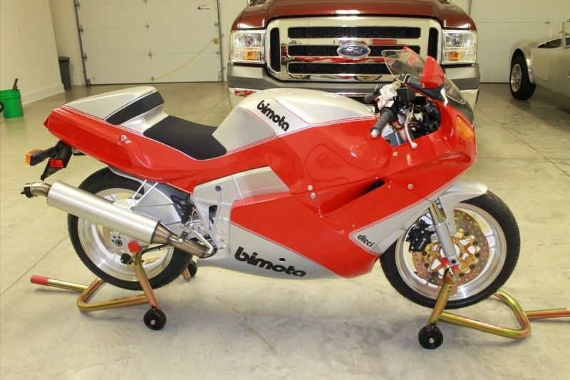 Bimota YB10 1991